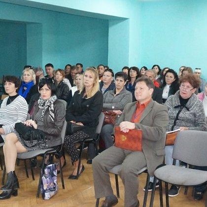Родительская конференция 13.10.18г